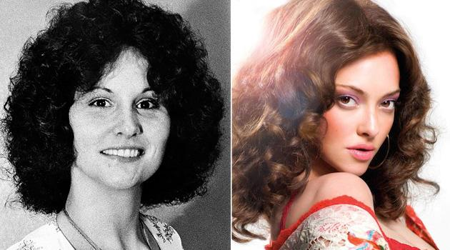 Amanda Seyfried transformed into Linda Lovelace in movie poster