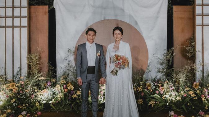 Dea Rizkita menikah (Sumber: Instagram/ghaisaniyara_wedding)