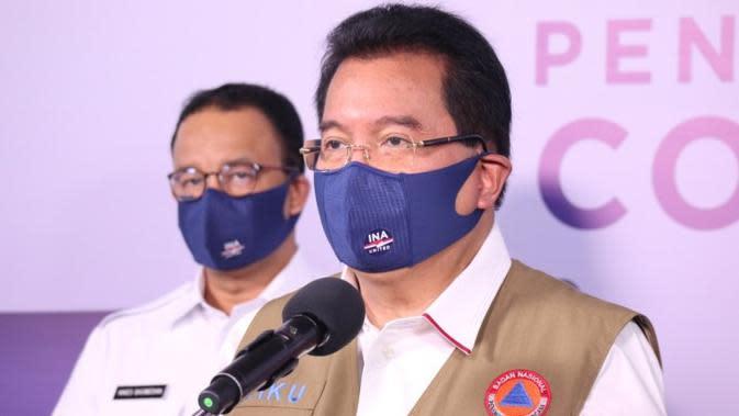 Satgas Covid Minta Pemda hingga Aparat Tegas Disiplinkan Penggunaan Masker