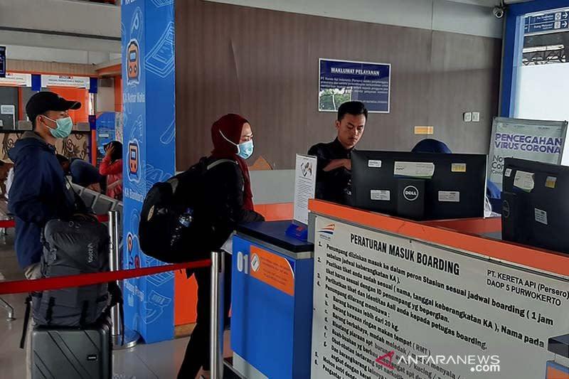 KAI Purwokerto: 1.000 calon penumpang batalkan tiket