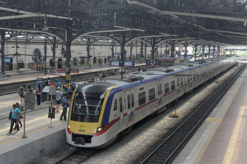 The ETS services will be for the sectors of KL Sentral-Ipoh-KL Sentral, and KL Sentral-Butterworth-KL Sentral.. ― Picture by Yusof Mat Isa