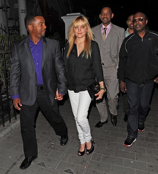 Celebrity Sightings In London - May 23, 2013
