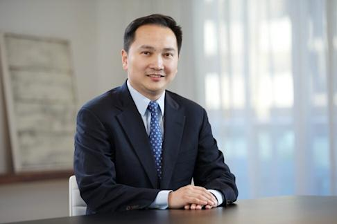 Andrew Li, the Shanghai-based head of Greater China of global private equity investment firm Advent International. Photo: Handout