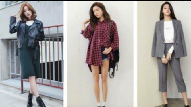 Yuk Intip Ide Fashion dari Idola K-Pop Tomboy Ini