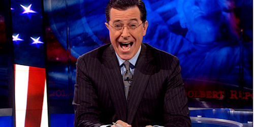Stephen Colbert Named Letterman Replacement