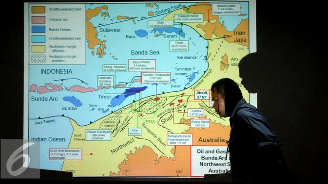 Proyek Masela Tetap Berjalan di Tengah Pandemi Covid-19