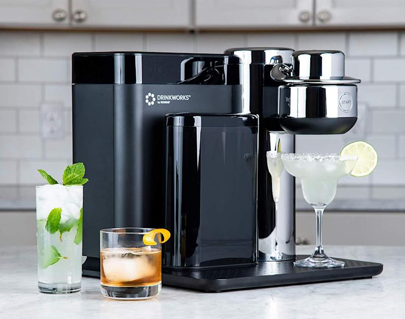 Now you can make bar-quality cocktails at home with ease. (Photo: Amazon)