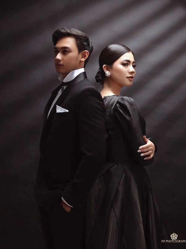 Immanuel Caesar Hito dan Felicya Angelista. (Foto: Instagram @hitocaesar)