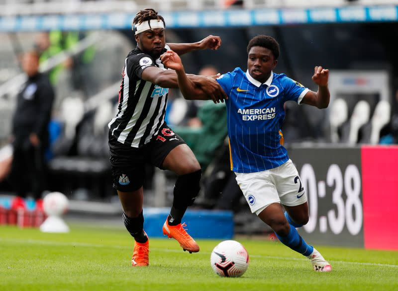 Brighton livewire Lamptey aims to build on Newcastle show