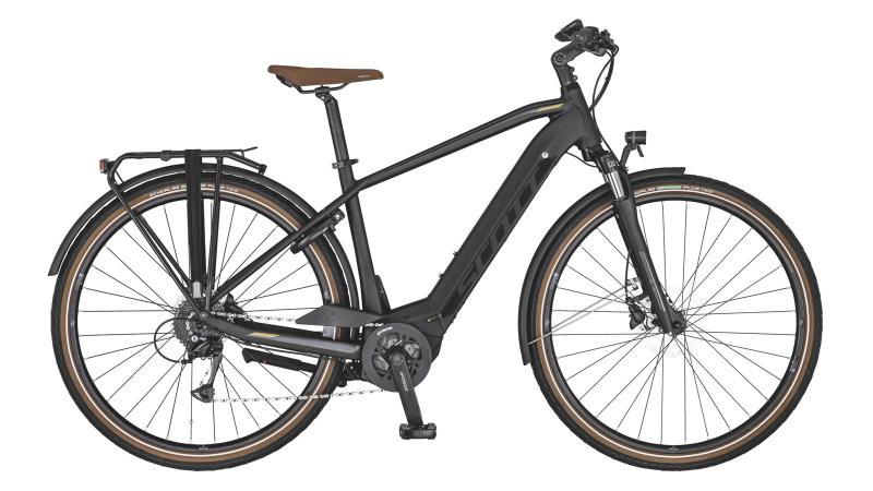 Best Electric Bike: Scott Sub Active eRide