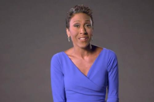 'GMA': Robin Roberts Marks First 'Birthday' Since Bone Marrow Transplant
