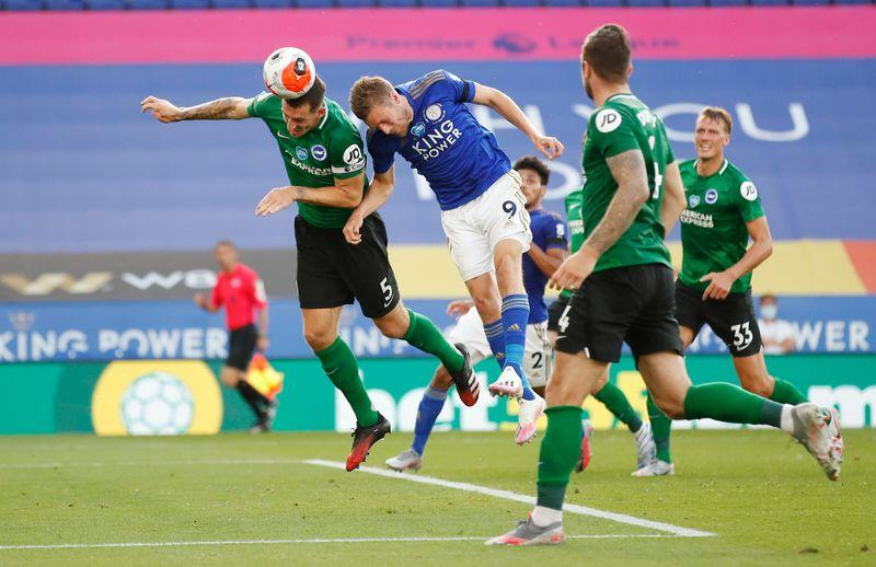 Premier League - Leicester City v Brighton & Hove Albion