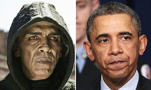"UPDATE: 'The Bible' Producers Call Controversy Over Satan's Resemblance To President Obama ""Utter Nonsense"""