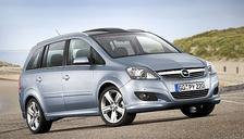 2010 Opel Zafira