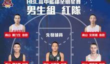 HBL》全明星賽3月14日登場 史魯齊、楊芷昀分獲最佳人氣