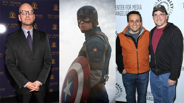 Soderbergh says he's no comic book guy, but 'Captain America: The Winter Soldier' directors Russo Brothers are