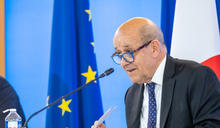 法國外交部長力挺台灣 支持台出席下屆WHA