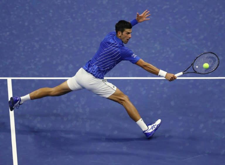 Djokovic through as Pliskova crashes out of US Open