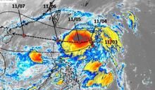 閃電颱風何時真正影響台灣?他曝時程