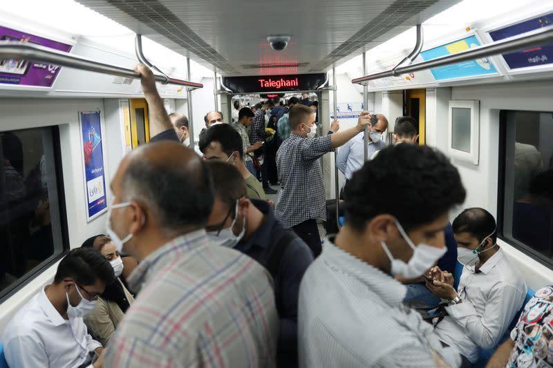 Iran catat jumlah kematian akibat COVID-19 harian paling tinggi