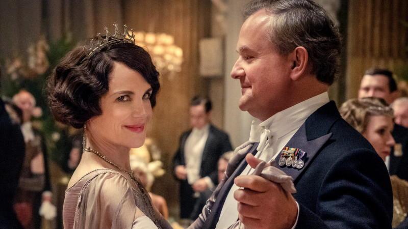 Downton Abbey on Peacock