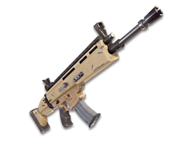 Fortnite Assault Rifle