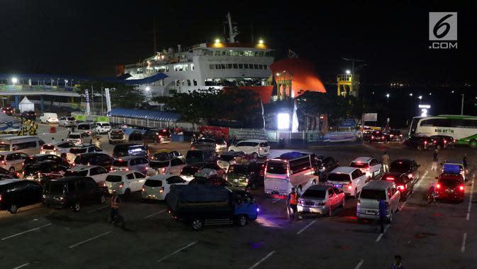 PT ASPD Ungkap Penyebab Kemacetan Menuju Pelabuhan Bakauheni