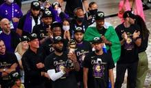 NBA湖人強攻嚴守克熱火 奪隊史第17冠