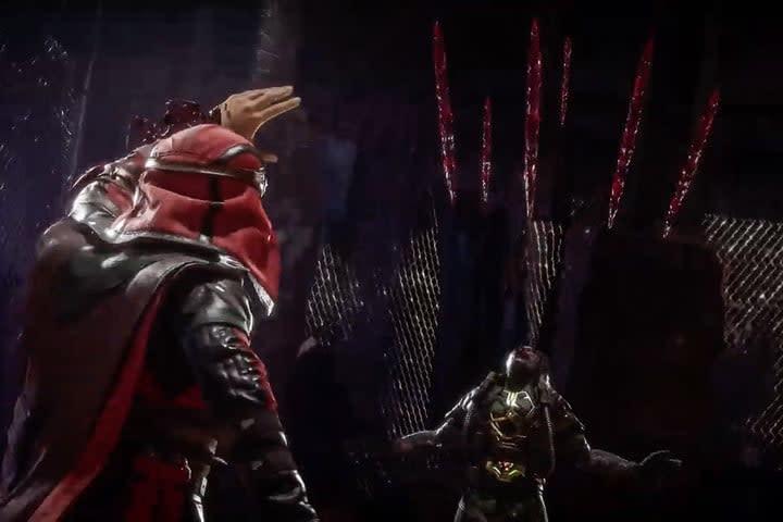 Skarlet – Bloody Mess | Best Mortal Kombat Fatalities