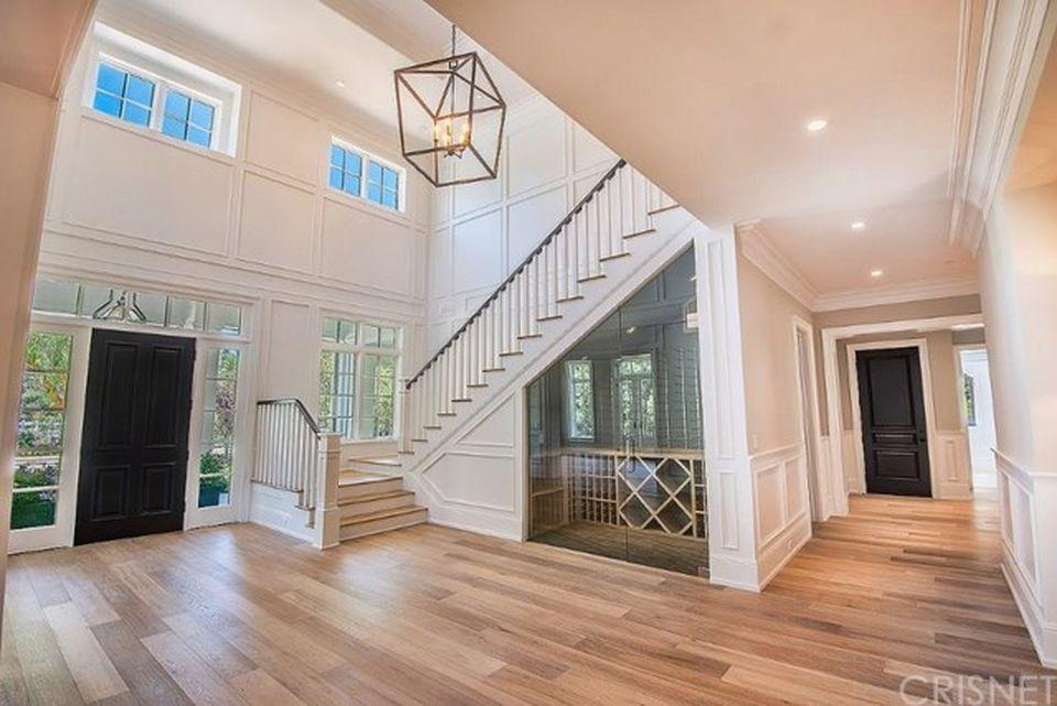 <p>The home is mostly one-story, and already has a<span> future elevator location, plus pre-wiring for a sound system and electric car charging station. There is also room for a barn and/or guest house.</span><span> </span> Photo: zillow.com/Berkshire Hathaway HomeServices </p>