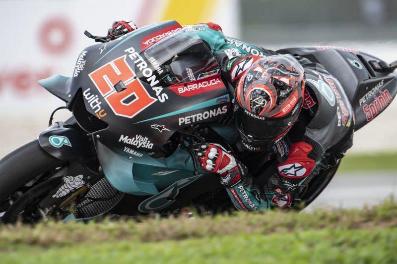 GP Valencia, Quartararo dominasi hari pertama latihan