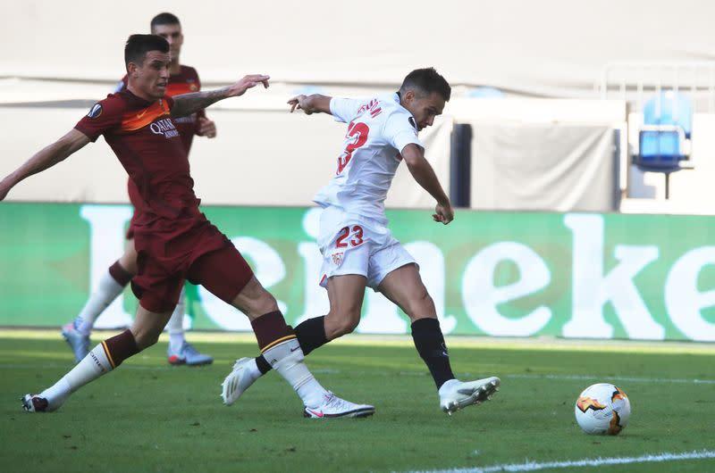 Sevilla, Leverkusen cruise into Europa League quarter-finals