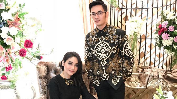 Foto Ichal Muhammad dan Dafina Jamasir Credit: Brilio.net/@ichalmuhammad91