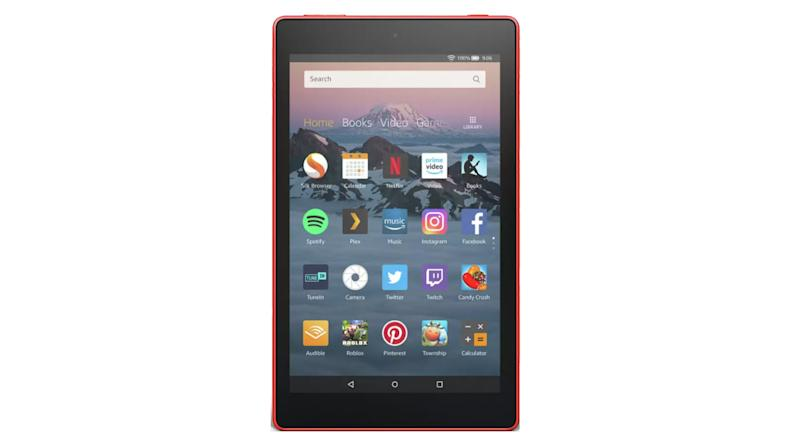Amazon Fire HD 8 Alexa 8 Inch 16GB Tablet (Argos)