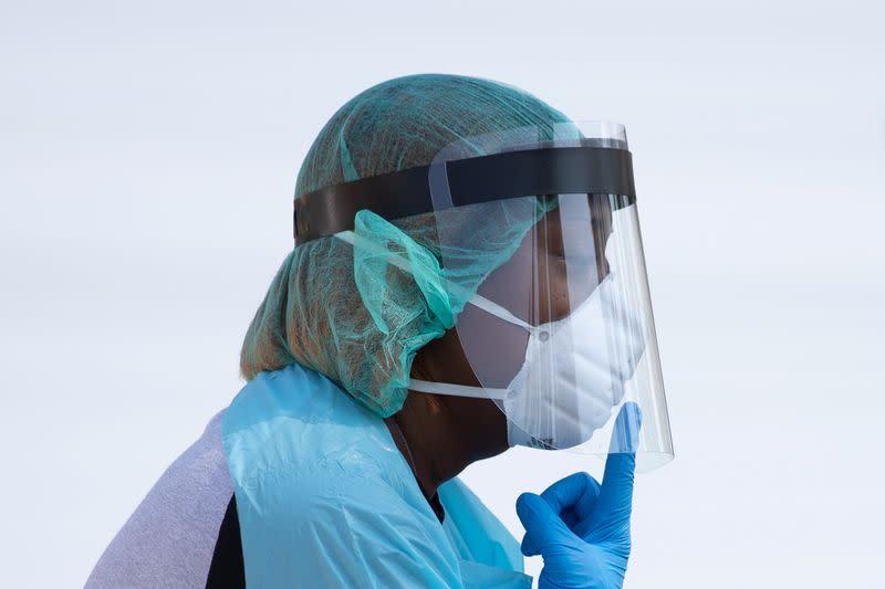 Global coronavirus pandemic passes 'agonizing milestone' of a million deaths