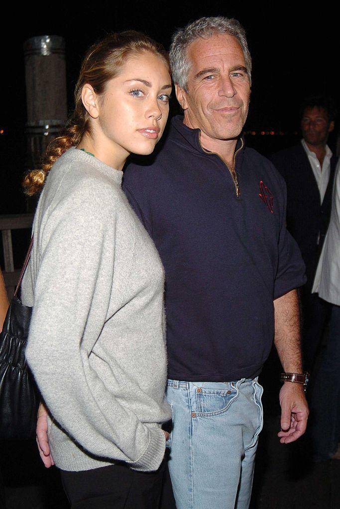 Jeffrey Epstein at a launch party in September 2005 in New York City. Source: Billy Farrell/Getty Images