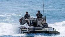 解放軍兩棲作戰畫面曝光 最新裝備逐一亮相