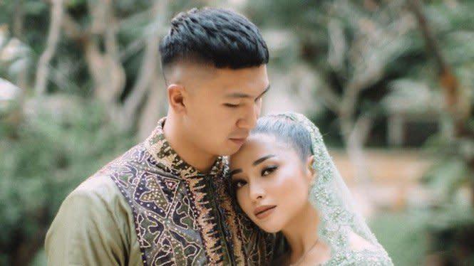 Nikita Willy-Indra Priawan Resmi Menikah, Mas Kawinnya Tak Main-main