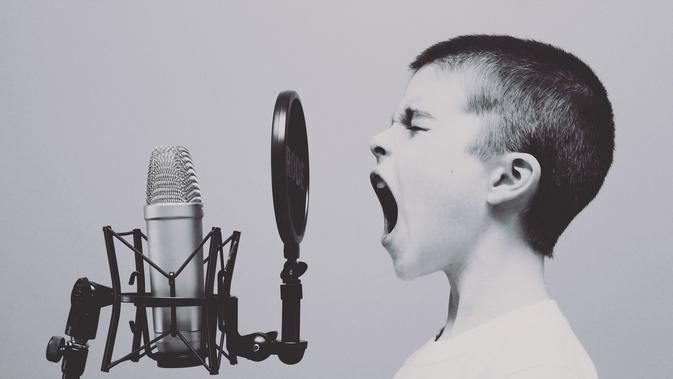 Manfaat Bernyanyi (Sumber: Pixabay)