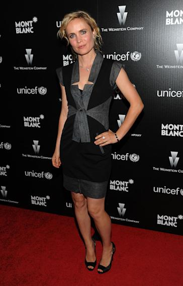 Montblanc Charity Cocktail Hosted By The Weinstein Company To Benefit UNICEF - Red Carpet