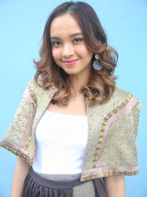 Lyodra Ginting (Adrian Putra/Fimela.com)