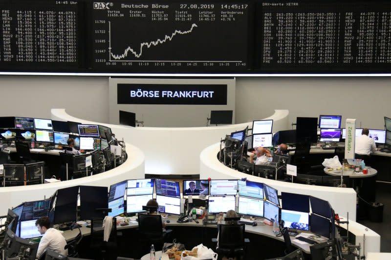 Indeks DAX-30 Jerman ditutup menguat 0,24 persen