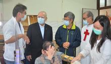 陳建仁訪視澎湖天主教惠民醫院(1) (圖)