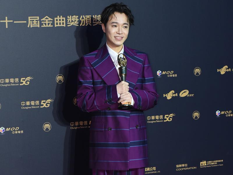 最佳男歌手:吳青峰
