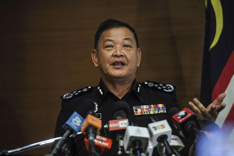 Inspector-General of Police Tan Sri Abdul Hamid Bador had confirmed Normah Ishak's promotion when contacted. — Picture by Shafwan Zaidon