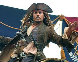 Johnny Depp's Son Prefers Another Hero Over Jack Sparrow
