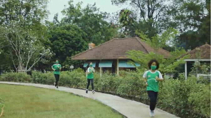 Ini Manfaat Olahraga Lari Bagi Anak Selama Pandemi
