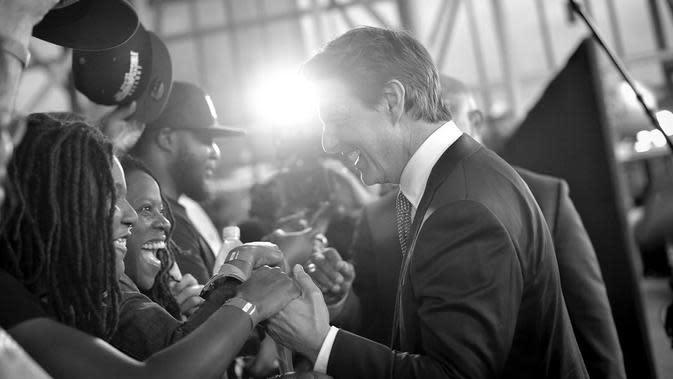 Tom Cruise. (Foto: Instagram terverifikasi @tomcruise)