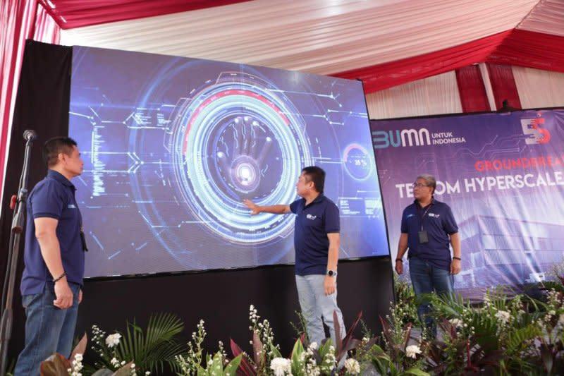 Perkuat bisnis digital, Telkom bangun data center skala internasional