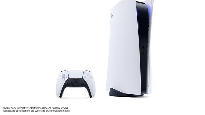 Penampakan konsol PS5. (Doc: PlayStation)